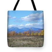 Mount Katahdin From Stacyville Tote Bag