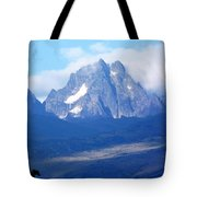 Mount Kenya Tote Bag