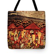 Mount Kilimanjaro Tote Bag