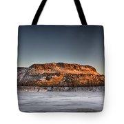 Mount Mckay Tote Bag