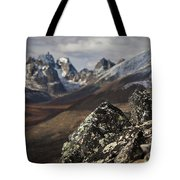 Mount Monolith From Grizzly Lake Tote Bag