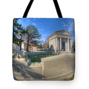 Mount Mora Cemetery 3 Tote Bag