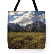 Mount Moran - Grand Teton National Park Tote Bag