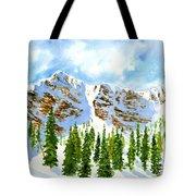 Mount Ogden Tote Bag