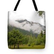 Mount Robson Provincial Park Tote Bag