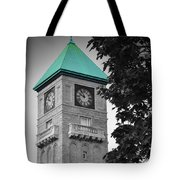 Mount Royal Teal Tote Bag