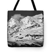 Mount Ruapehu Tote Bag