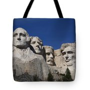 Mount Rushmore Tote Bag by Frank Romeo