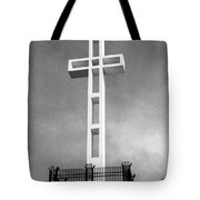 Mount Soledad Cross Tote Bag