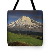 Mount Taranaki Western Flanks New Tote Bag