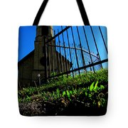 Mount Up Tote Bag