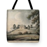 Mount Vernon, 1800 Tote Bag