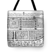 Mount Vernon: Garden Tote Bag by Granger