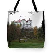 Mount Washington Hotel - Bretton Woods Tote Bag