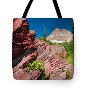 Mount Wilbur Tote Bag