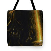 Mountain Cave Tote Bag