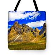 Mountain Crags Tote Bag