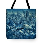 Mountain Creek Path-sundance Utah V2 Tote Bag