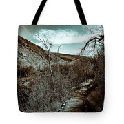 Mountain Creek Path-sundance Utah V3 Tote Bag