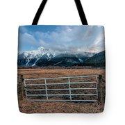 Mountain Farmers Tote Bag