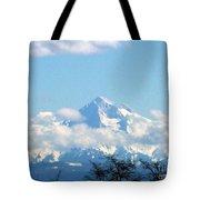 Mountain Fluff Tote Bag