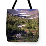 Mountain Goat 5 Tote Bag