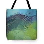 Mountain High Tote Bag