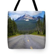 Mountain Highway Tote Bag