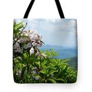 Mountain Laurel Tote Bag