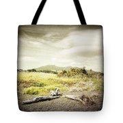 Mountain  Tote Bag
