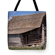 Mountain Living Tote Bag