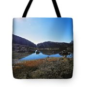 Mountain Marshes 4 Tote Bag
