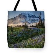 Mountain Meadow Serenity Tote Bag