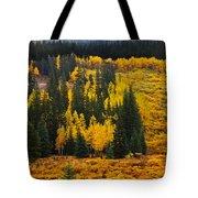 Mountain Meadows Tote Bag