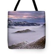 Mountain Moods Tote Bag