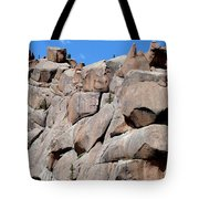 Mountain Of Boulders Tote Bag