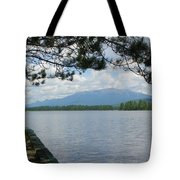 Mountain Of The People Of Maine Tote Bag