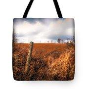 Mountain Pasture Tote Bag by Bob Orsillo