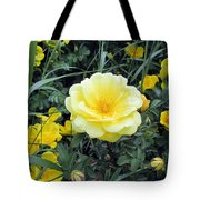 Mountain Rose Tote Bag