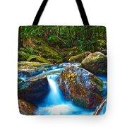 Mountain Streams Tote Bag