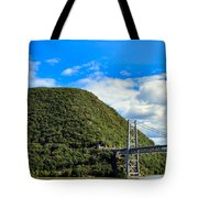 Mountain Tops Tote Bag