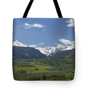 Mountains Co Grouse - New York 2 Tote Bag