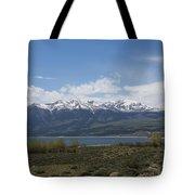 Mountains Co Mt Elbert 1 Tote Bag