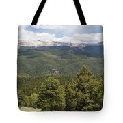 Mountains Co Mueller Sp 2 Tote Bag