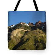 Mountains Co Sievers 1 Tote Bag