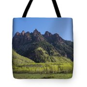 Mountains Co Sievers 2 A Tote Bag