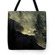 Mountains Dreams Tote Bag