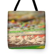 Mountains Of The Mind Tote Bag