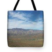Mountainview Tote Bag