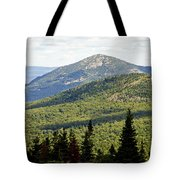 Mountian Draw Tote Bag